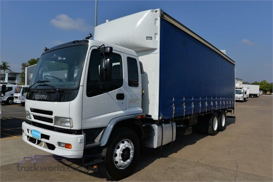 2007 Isuzu FVL 1400 - Trucks for Sale