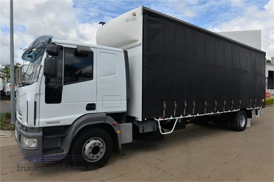 2007 Iveco Eurocargo East Coast Truck and Bus Sales - Trucks for Sale