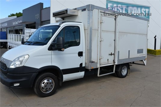 2012 Iveco Daily 45c17 East Coast Truck and Bus Sales - Trucks for Sale