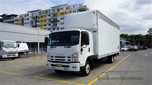 2012 Isuzu FRR - Trucks for Sale