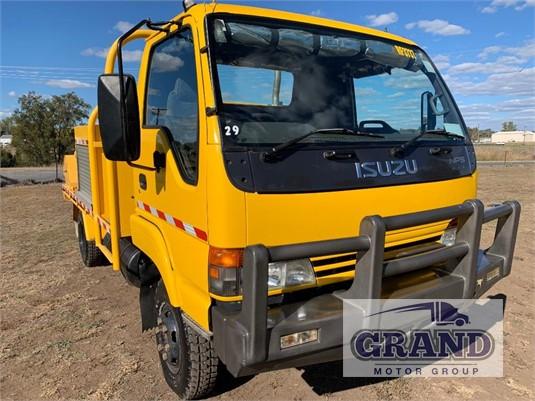 2002 Isuzu NPS 300 4x4 Grand Motor Group  - Trucks for Sale