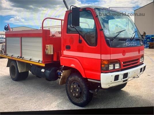1997 Isuzu NPS 300 4x4 - Trucks for Sale