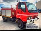 1997 Isuzu NPS 300 4x4 Fire Truck