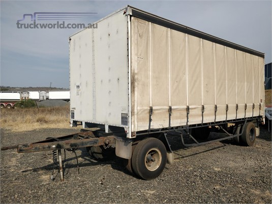 1984 Bosich Dog Trailer - Trailers for Sale