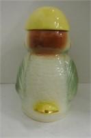 Vintage Bird Cookie Jar