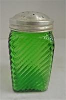 Owen-Illinois Hoosier Glass Salt Shaker