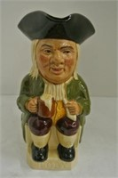 Woods and Sons Charrington Toby Jug