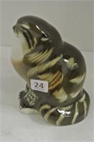 USSR Porcelain Cat