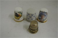 Thimbles Lot (Including Aynsley)