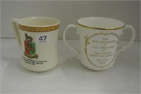 Royal Doulton Westminster Double Handled Mug
