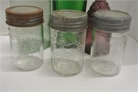 Vintage Bottle Lot