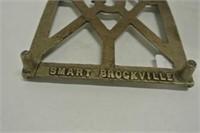 "A ""Smart Brockville"" Sad Iron Rest"