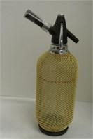 Retro Seltzer Bottle