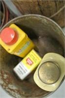 Retro Collector Cans