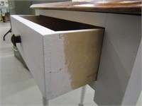 Modern Canadiana Side Table