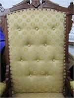 Eastlake Rocking Armchair