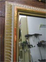 Modern Wall Mirror & Frame