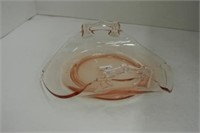 Pink Depression Glass Lot