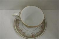 Teacup & Saucer Lot (Includes Coalport)