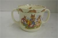Bunnykins Double Handled Mug