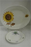 Birks & Rawlins & Co Platter Lot