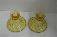 Amber Glass Lot