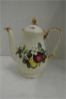 Beautiful Fruit & Flower Teapot