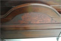 Beautiful Antique Double Bed