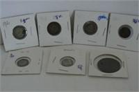 Antique Coin Lot