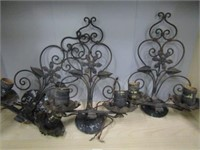 Early 20th Century Wall Sconce Lot