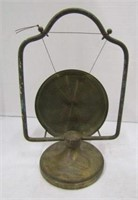 Brass & Plated Metal Gong