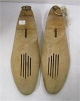 Vintage Wooden Shoe Forms