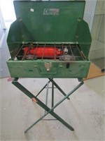 Coleman Camping Stove w/Stand