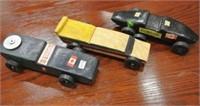 Boy Scouts Wooden Cub Cars