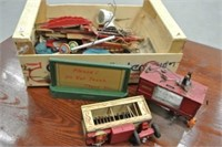 Vintage Railway Accessories