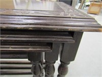 Set of Walnut Nesting Tables