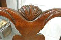 High Back Mahogany Gentleman's Chair