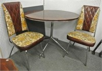 1970's Kitchen Dinette Set