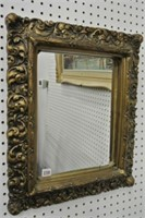High Relief Wall Mirror