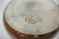 Stamped French Stoneware