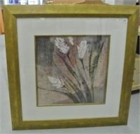 Decorative Still Life Framed Print