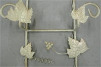 Metal Work Collector Plate Holder