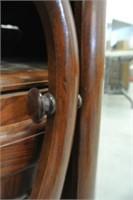 Antique Mahogany Dresser Mirror/Frame