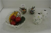 Decorative Avon Porcelain