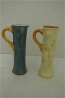 Hand Made Pottery Lot
