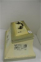 French Provincial Style Catch All Box