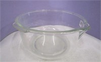 Vintage Sunbeam Glass Mixing Bowl