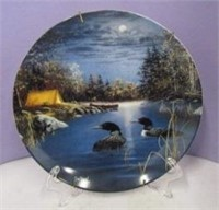 Nature Lovers Collector Plate Lot