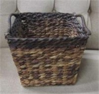 New Wicker Storage Basket