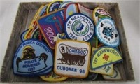 Collection of Scouting Badges